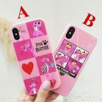 casing impor murah For iPhone 6 6S 7 8 Plus X soft Case