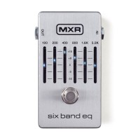 Efek Gitar Equalizer MXR Six Band EQ M109S
