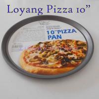 Loyang Cetakan Pizza Anti Lengket Panci Pizza Bisa DI Oven Listrik