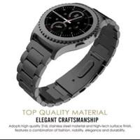 Samsung Gear S2 Classic Stainless steel strap 20 mm tali jam tangan