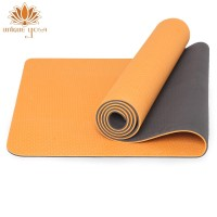 Matras Yoga / TPE Mat Eco - Fiendly Orange