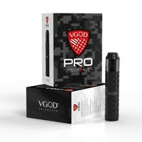 Vape VGOD Pro Mech 2 II Kit Mod RDA 22mm mechanical not elite av