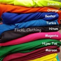 Bahan Kain Kaos Baju Jersey Dry Fit DryFit Sports Olahraga MU
