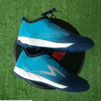 Sepatu Futsal Specs Metasala Musketeer Galaxy Blue White Original