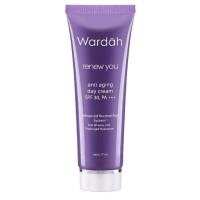 Harga Wardah Renew You Day Cream 17ml Katalog.or.id