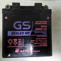 2 Buah Aki Motor GS/Astra
