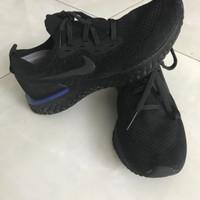 Nike epic react black. Size 36. 95% condition.