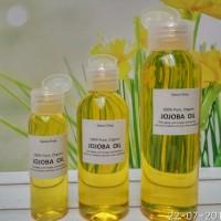 25 mL Golden Jojoba Oil 100% Pure Organic ex USA