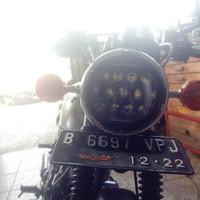 Daymaker 7 Inch Kawasaki W175