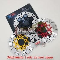 Disc Brake Piringan Cakram PSM Floating 220mm Sporty Vario Beat Scoopy