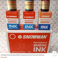 isi tinta spidol permanent tersedia 3warna