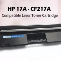 Toner HP 17A Compatible sdh ada Chip