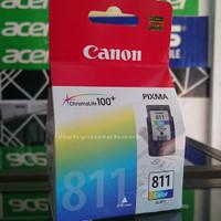 Cartridge Canon CL 811 original IP2770 MP237