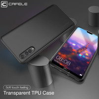 CAFELE Jelly TPU Softcase Huawei P20 Pro ORIGINAL