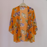 Floral Cardigan Kimono