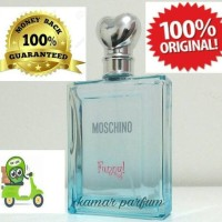 Parfum Wanita Original Eropa Moschino Funny 100ml Reject No Box