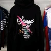 EXCLUSIVE hoodie stussy premium TERJAMIN