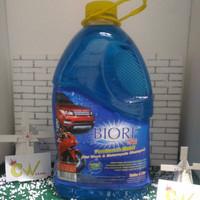 Shampoo Pencuci Mobil Biorf 4 Ltr Steam/Door Smeer
