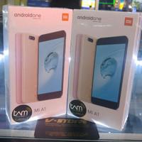 Handphone XIAOMI MI A1 RAM 4/64GB ROSE GOLD ORIGINAL 100%
