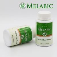PAKET HEMAT - [ 2 Botol ] Melabic - Obat Herbal Menstabilkan Diabetes