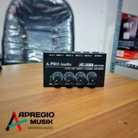 mini mixer micromix A-Pro Audio Mx400 mx 400