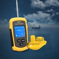 Wireless Fish Finder Lucky Pelacak Ikan Tanpa Kabel Locator FFCW1108