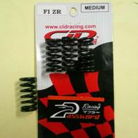 Per Kopling CLD F1ZR - Per Kopling Racing Medium
