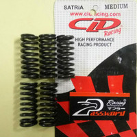 Per Kopling CLD Satria 2 Tak - Per Kopling Racing Medium