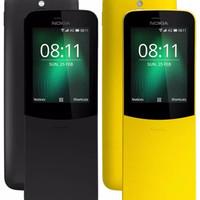 Nokia 8110 reborn pisang original baru 4g handphone nokia8110