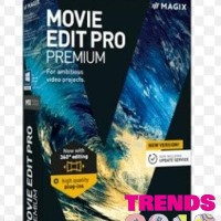 MOVIE EDIT PRO 17 - PC SOFTWARE