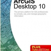 Software ArcGis 10 Desktop Full version