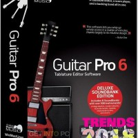 GUITAR PRO 6 - PC SOFTWARE