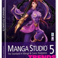 MANGA STUDIO 5 -PC SOFTWARE