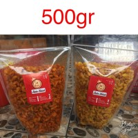 Makaroni 500gr (makaroni goreng kriuk kres) by Ratu Kriuk