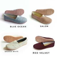 Flatshoes canvas