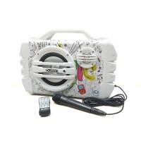 Javi Karaoke Bluetooth Speaker CB-001 - Bluetooth Portable Speaker