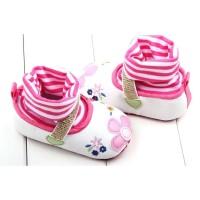 Kaos kaki Sepatu Bayi Import Cantik & Lucu/sepatu kaos kaki anak bayi