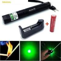 Laser Pointer everio 303 / Green Laser Pointer Batre Charger 18650