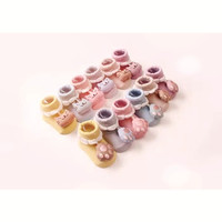 [New] Kaos kaki anak bayi Boneka/kaoskaki Balita Cute Import