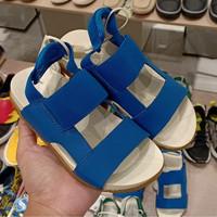 Sandal zara original kids blue