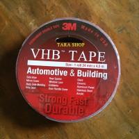 DOUBLE TAPE FOAM VHB 4900 24 mm X 4.5 MTR 3M - 7200047