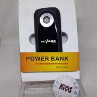 Powerbank Advance 5800mAh Original