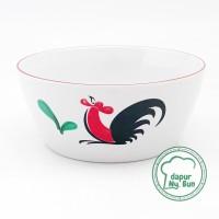 Mangkok Tegak Kopin - Ayam Jago Seri 2