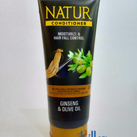 NATUR CONDITIONER Ginseng & Olive Oil 165ml