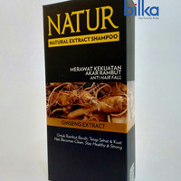 NATUR SHAMPOO Ginseng Extract 140ml