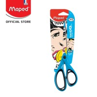 Maped Gunting New Tatoo Deco 21 cm - Blister