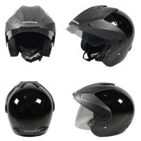 Helm Motor Honda HMJ TRX Half Face ORI AHM SNI Obral