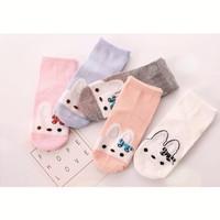 Kaos kaki bayi /Kaos kaki sekolah anak import Baby Sizuka Lucu