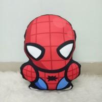Bantal Boneka Dekorasi Superhero - Large Spiderman