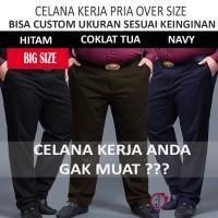 Celana Kerja Formal Pria Big Size atau Costume Size